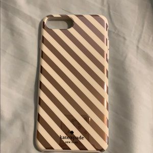 Kate Spade iPhone 7 Plus cell phone case